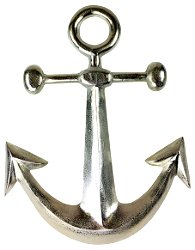 Wall Hanging Anchor Decor 52cm