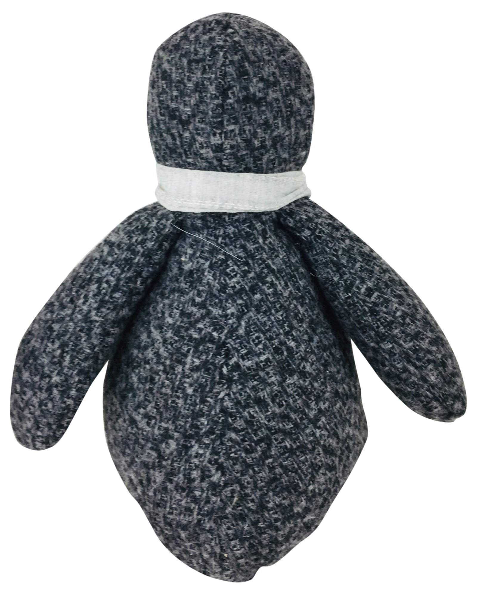 Black Penguin Doorstop