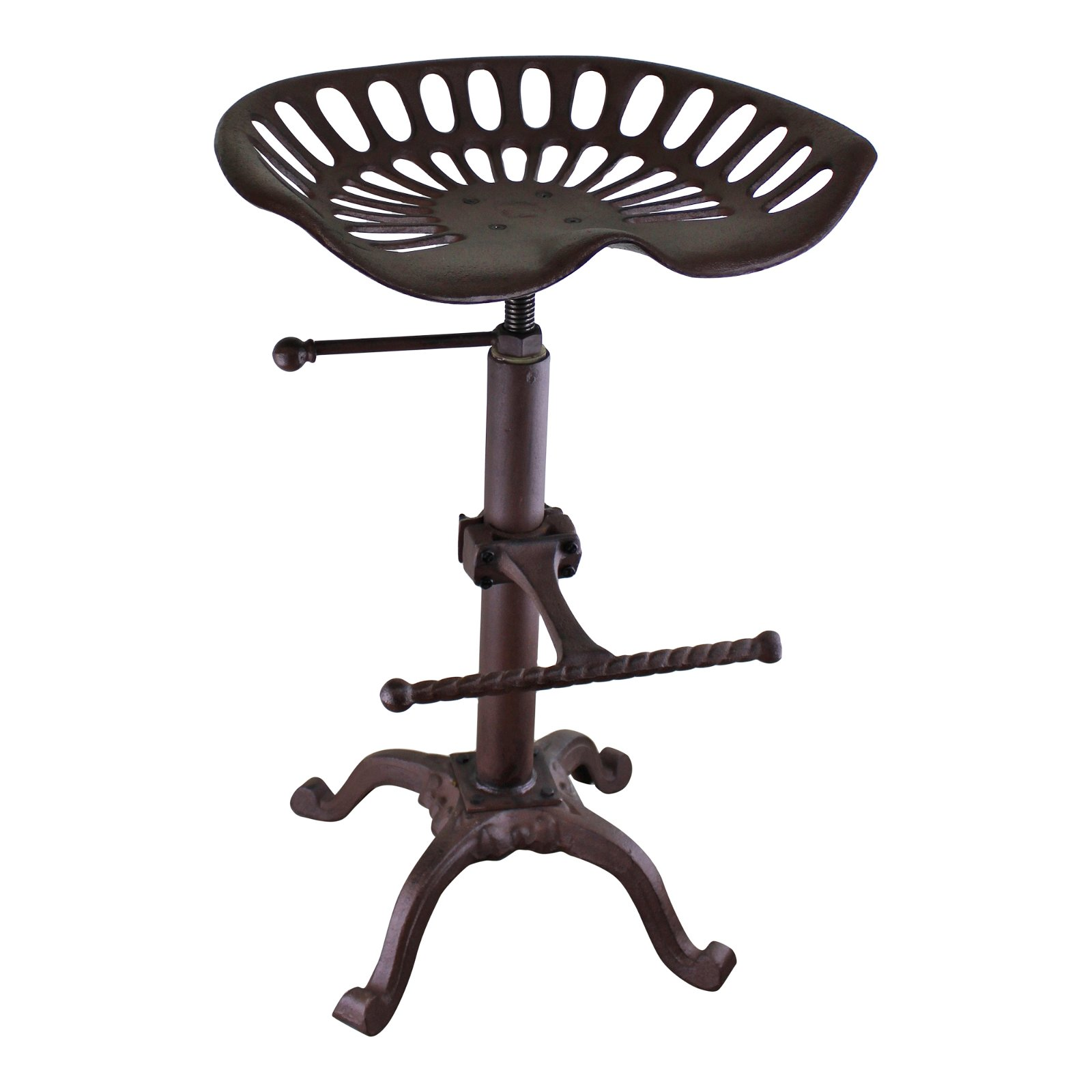Cast Iron Tractor Seat Kitchen/Bar Stool