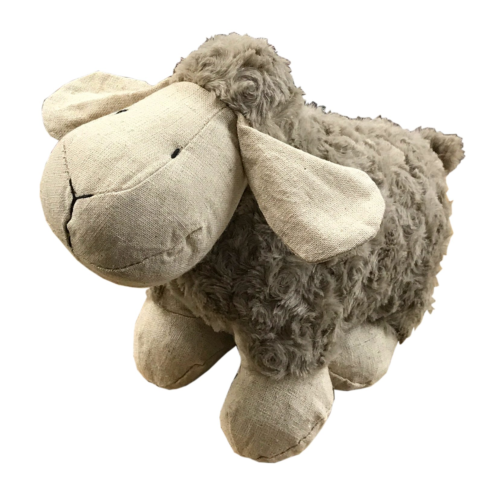 Sheep Doorstop - Brown